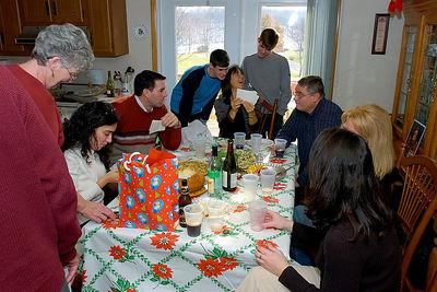 Christmas 2005 at Sandra's