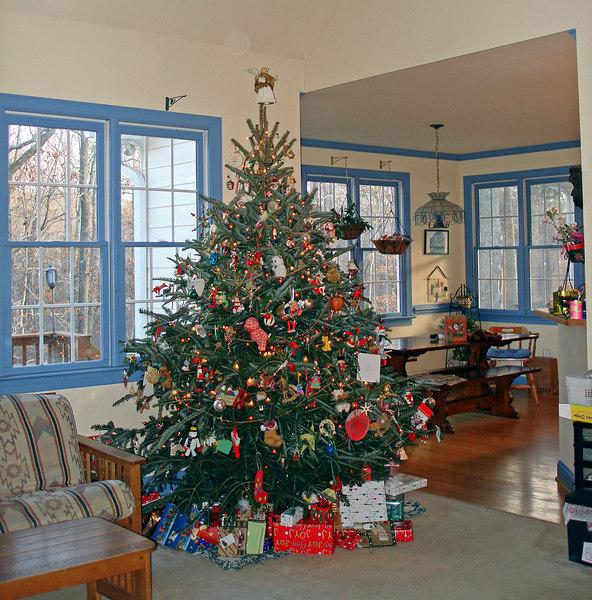 Sarah's Christmas tree