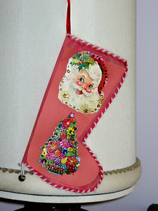 Grandma Walsh's Christmas stocking