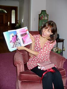 DD & her Heloise book