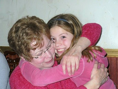 Christiana and her Grandma