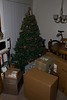 Christmas in the townhouse kitchen