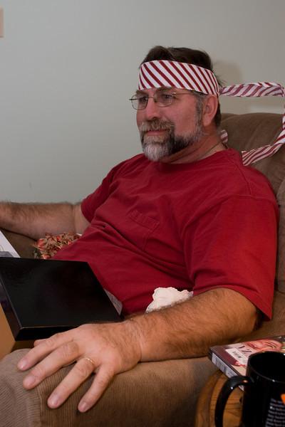 Santa's Kung Fu helper