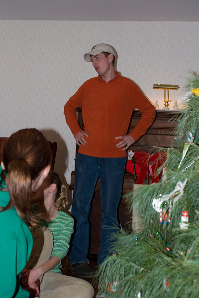 Chris (talking about Christmas, I'm sure)