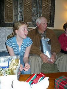 Lauren and her Grandpa