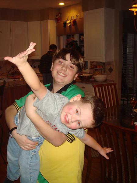 Alex & Ian