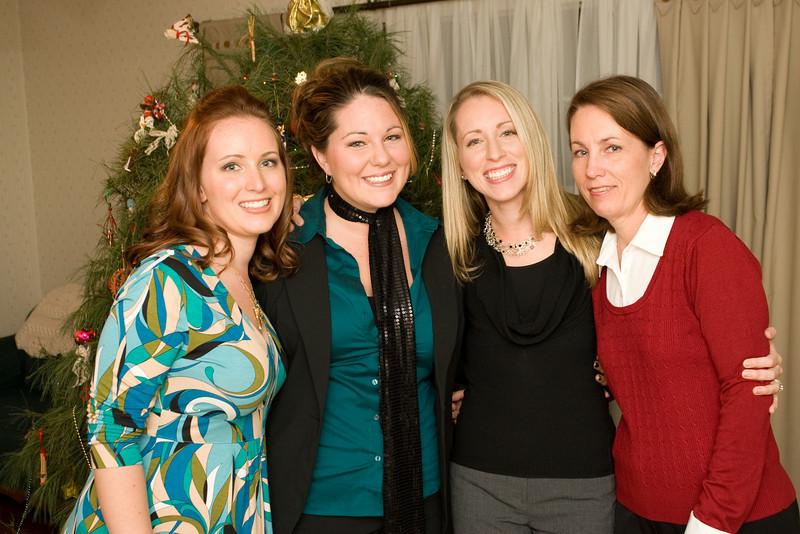 The Huck ladies