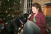 Christmas at Goodwood: Freya not respecting Erika's 'personal space'.
