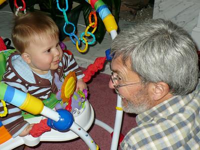 Joey & Uncle Joey