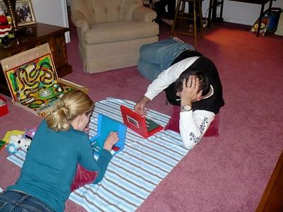 Ari & Mark play Battleship