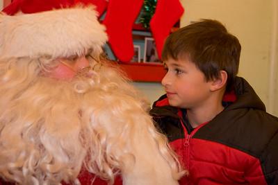 Santa and Brandon