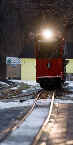 Hesston Train
