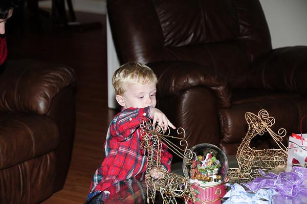 Christmas 2008 w/CJ