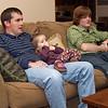 Charlie, Lauren, Andrew