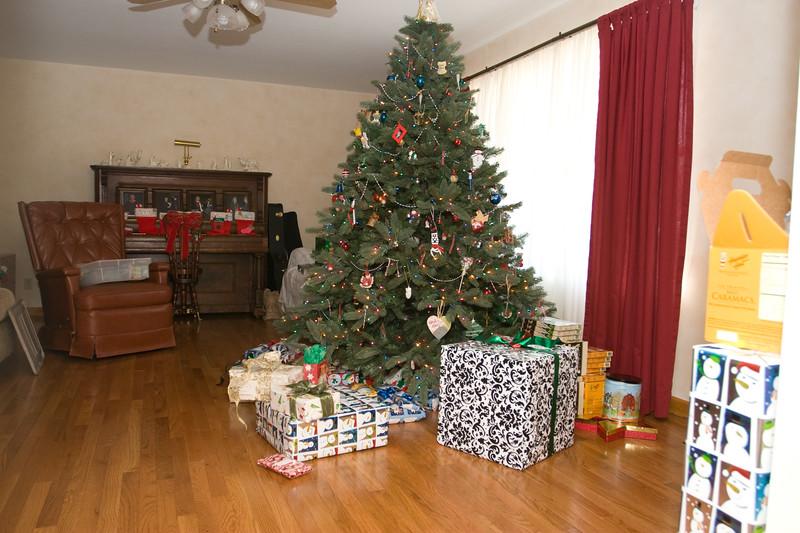 The Huck Tree 2008