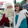 Grace asks Santa for a kidney.