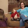 Lauren, Emily, Amanda