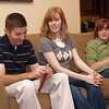 Daniel, Katie, Andrew