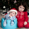 Merry Christmas from Kaylee and Mason!