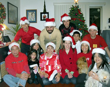 Christmas 2009 - Family & Friends