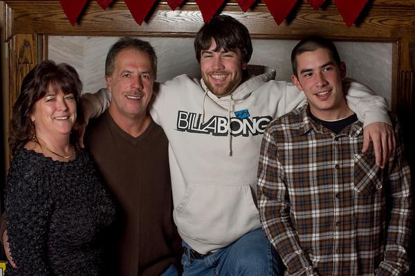 """Glenn"""" family"""