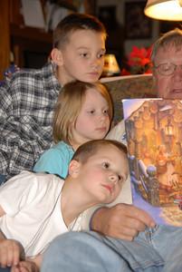 Christmas with Granny and Grandad