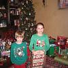 Christmas Eve 2009.