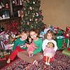 Zane (6), Vanessa (9), Vivian (3)
