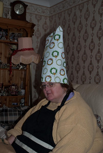No it is not a dunce cap.