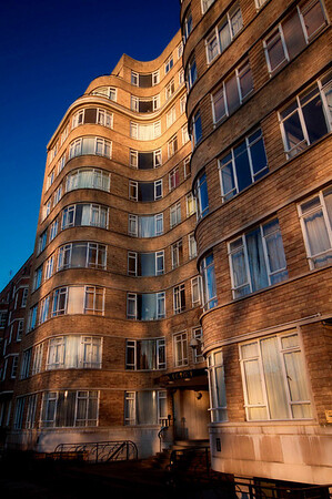 The Poirot flats, Christmas Day
