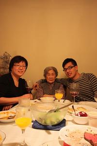 Mama + Grandma + Ben