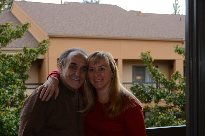 Our 25th Christmas together.