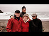 Middle Cove Beach, Christmas 2010.