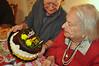 Nonna celebrates turning 101.  Really!