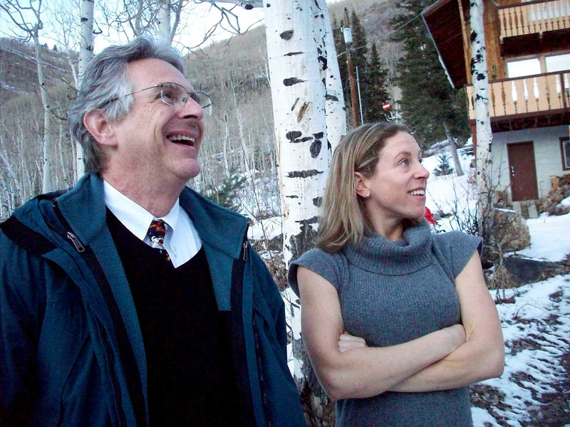 Duncan & Lillian<br /> 24 December 2011 @ Brighton, Utah