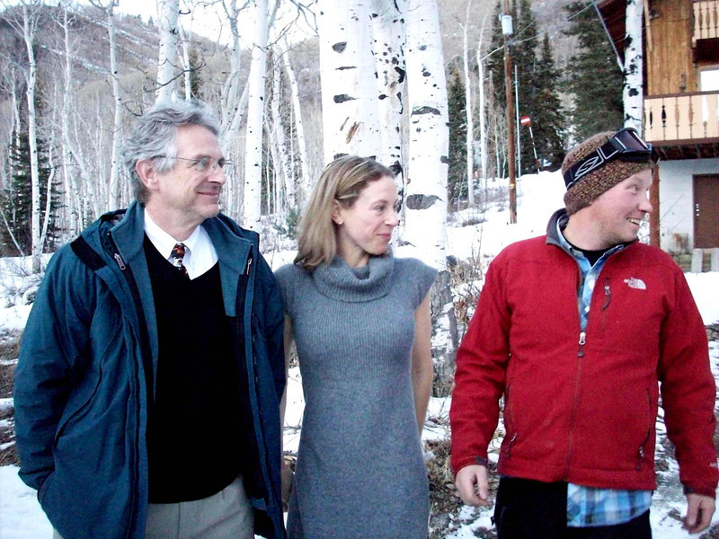 Duncan, Lillian and Billy<br /> 24 December 2011 @ Brighton, Utah