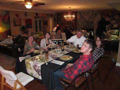 Thanksgiving + Christmas 2011