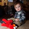 William and Elmo