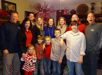 Christmas in Arkansas 2013