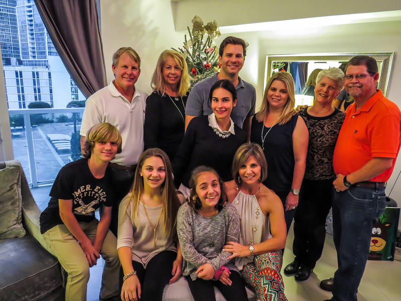 Lynda's side of the family.....
