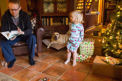 ….Dad, There are soooo many presents