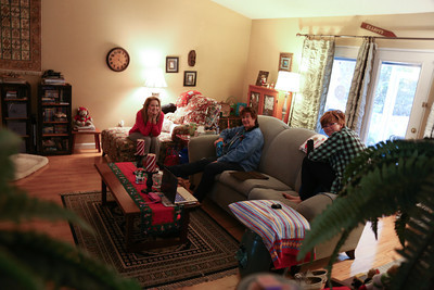 Leanne's living room