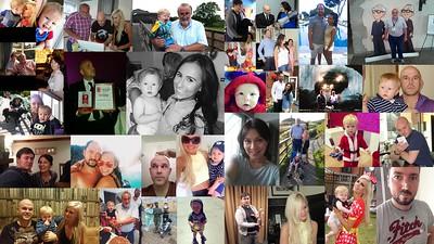 Christmas 2014 Fisher family newletter