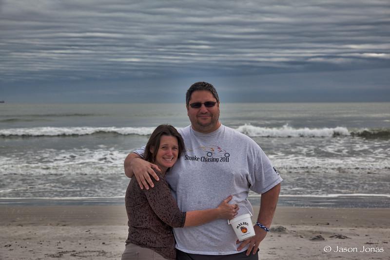 Debbie and Jason