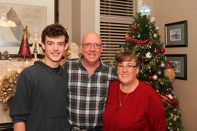 Christmas 2015 Kelly, Cheryl Cathy