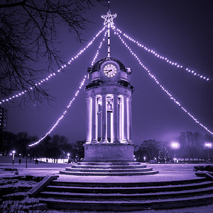 Clock Tower, Victoria Park
