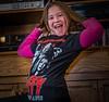 """S-S modeling her """"Buffy The Vampire Slayer"""" T-Shirt"""
