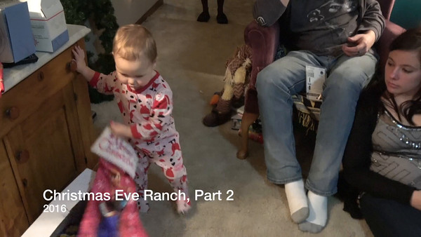 Christmas Eve Ranch, Part 2, 2016
