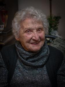 Mom at 90!