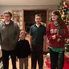 Cole Rezac, William, Joe, and Julia